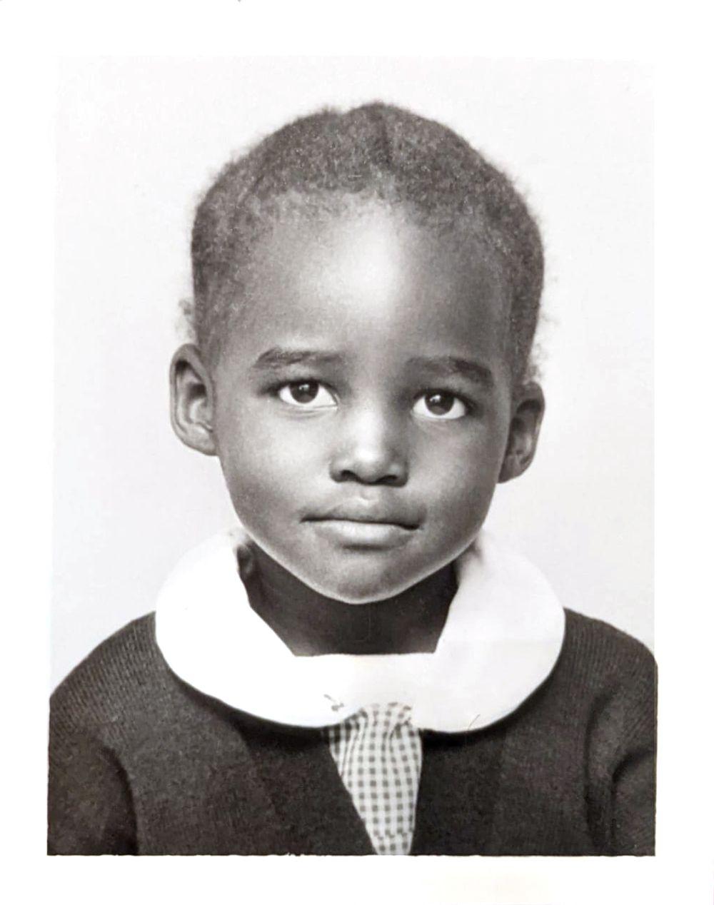 Lupita Nyong'o as a child (Photo courtesy of Lupita Nyong'o)