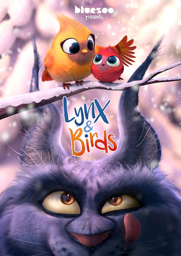 Lynx & Birds