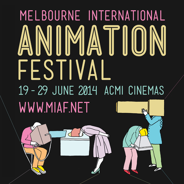 2014 Melbourne International Animation Festival