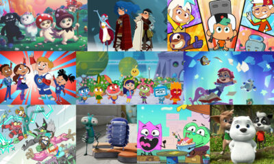 Fresh Market Fare: New Toons Ready to Make a Virtual Splash at MIPTV