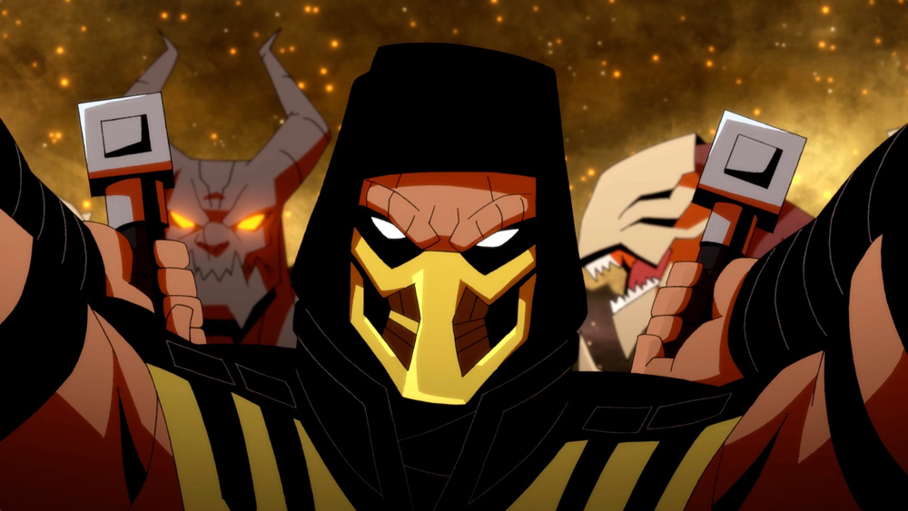 Mortal Kombat Legends - Scorpion