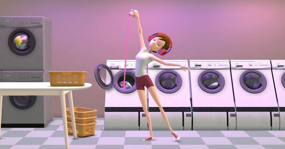"""Laundry"" scene by Madison Erwin"