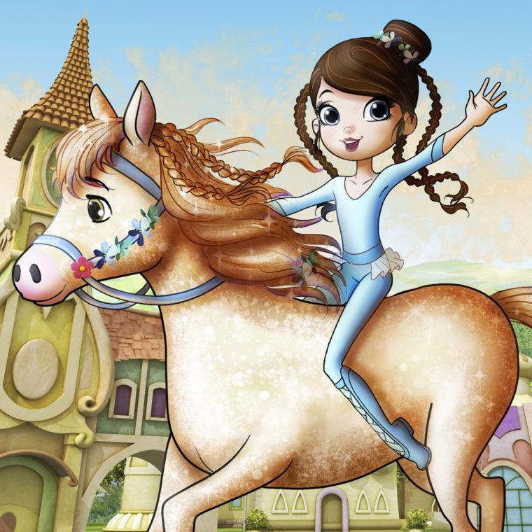 Magical Dancing Horses