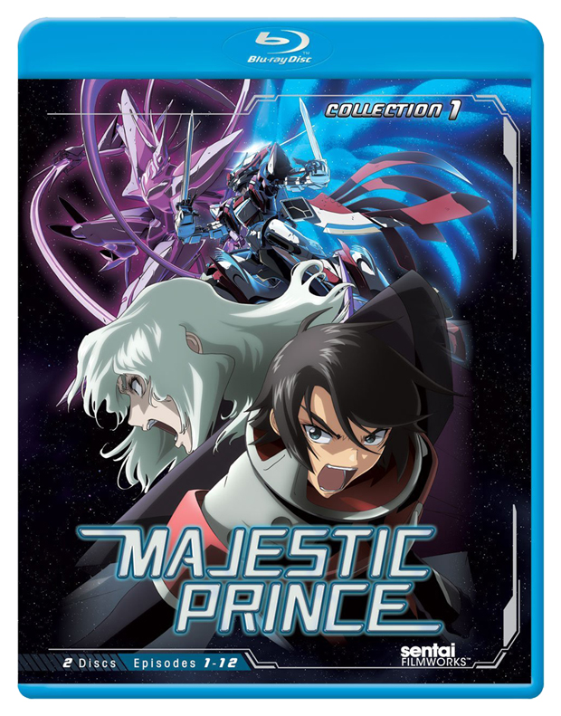 Majestic Prince: Collection One