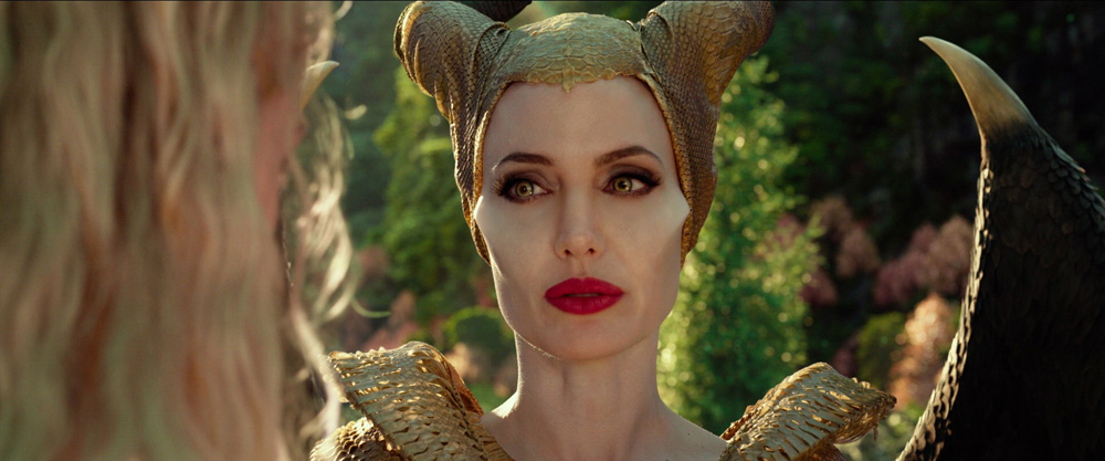 Trailer Maleficent Locks Horns With Myths And Mortals In