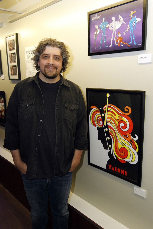 "CRAIG MCCRACKEN (CREATOR/EXECUTIVE PRODUCER, ""WANDER OVER YONDER"")"