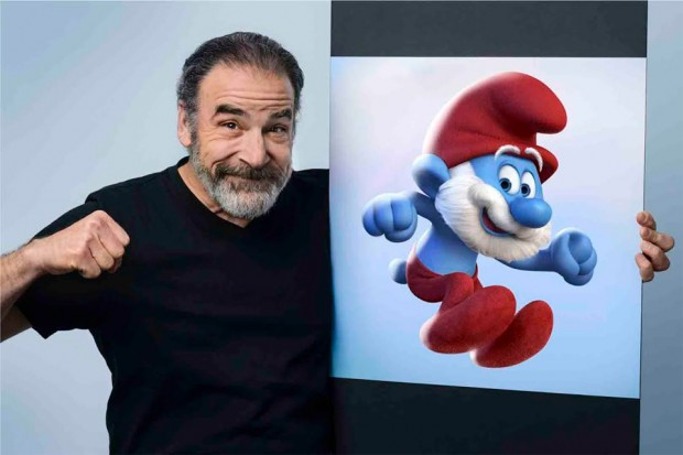 Mandy Patinkin as Papa Smurf