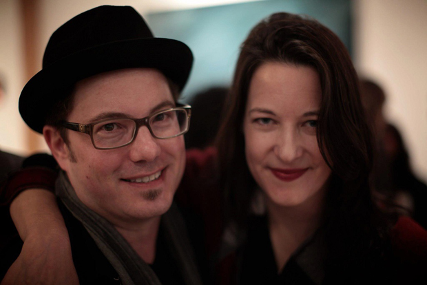 Marc Stephenson & Leah Mallen