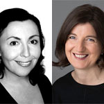 Marianne O'Connor and Jan Armstrong