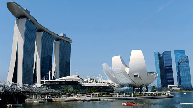 ATF is held annually at Singapore's Marina Bay Sands casino, hotel and convention complex