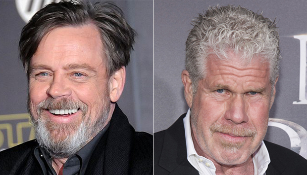 Mark Hamill / Ron Perlman