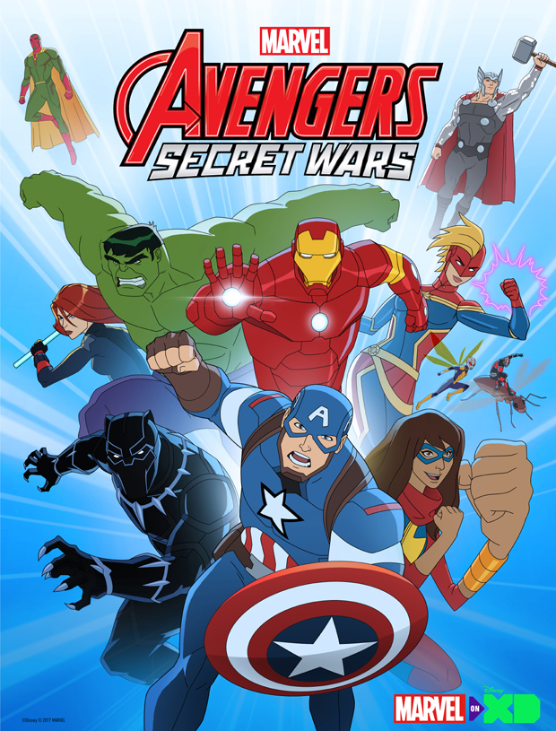 Marvel's Avengers: Secret Wars