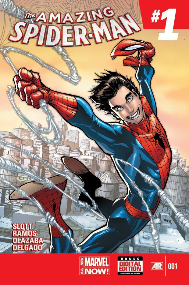 Marvel Comics' Amazing Spider-Man #1