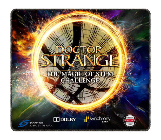 Marvel Studios' Doctor Strange: The Magic of STEM Challenge