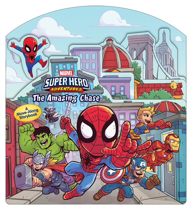 Marvel Super Hero Adventures: The Amazing Chase