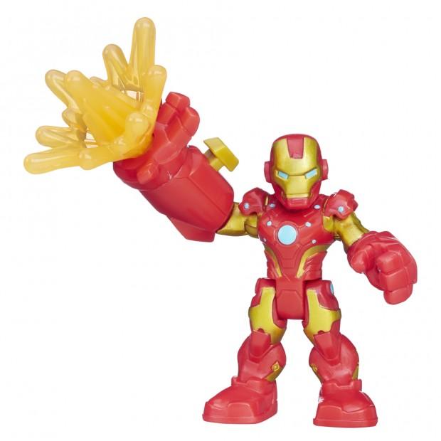 Marvel Super Hero Adventures action figures