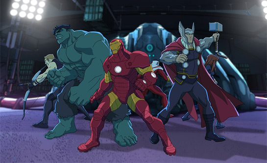 Disney XD Sneaks 'Avengers Assemble' on May 26