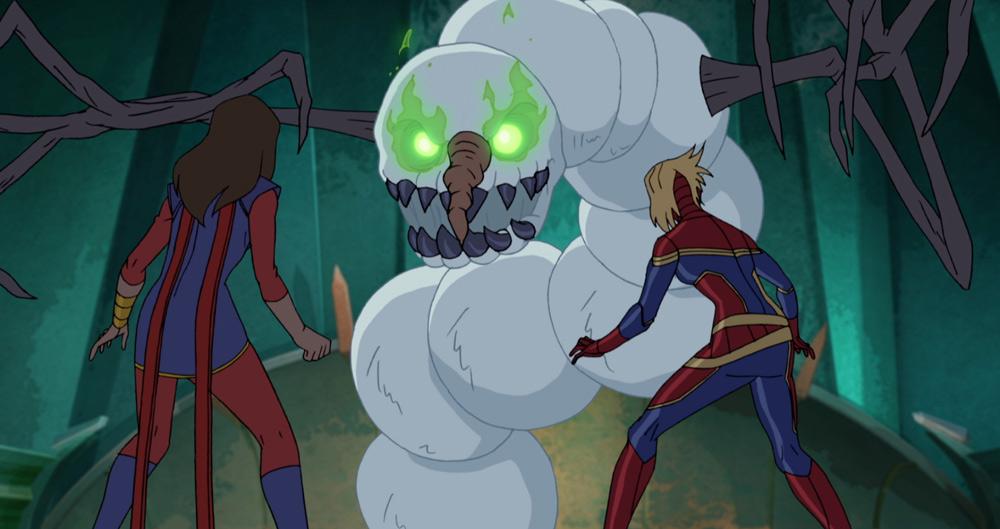 Marvel's Avengers Assemble: Under the Spell of the Enchantress