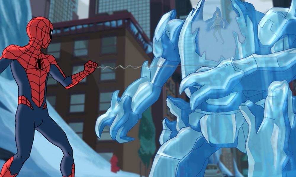 Marvel's Spider-Man: Spider-Man on Ice