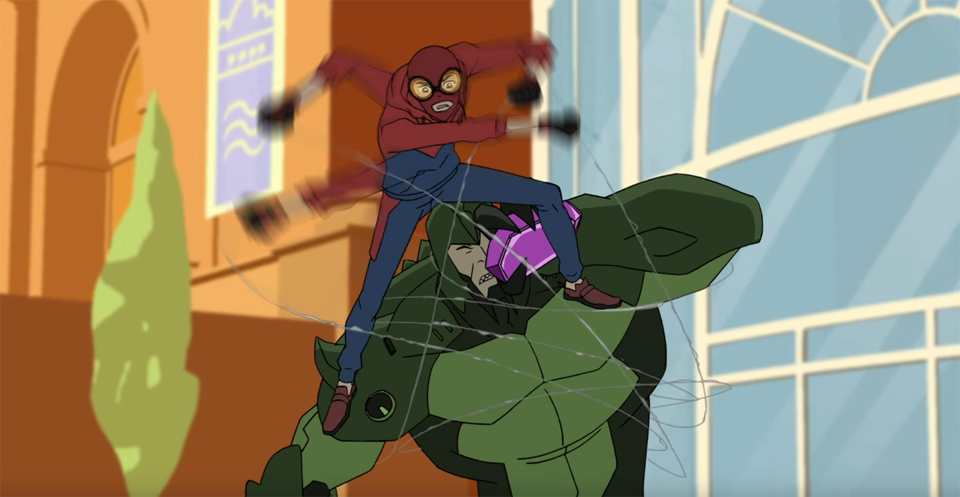 Disney XD Sneak Peeks 'Marvel's Spider-Man'