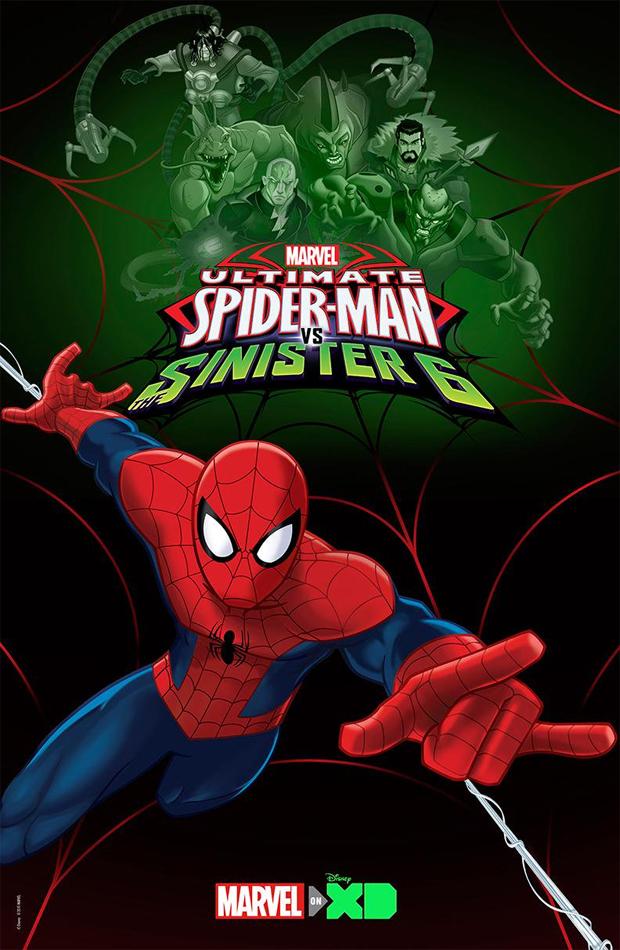 Marvel's Ultimate Spider-Man vs. The Sinister 6