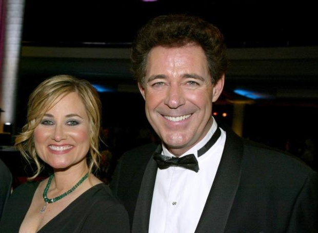 Maureen McCormick and Barry Williams [Photo by Kevin Winter/Getty Images]