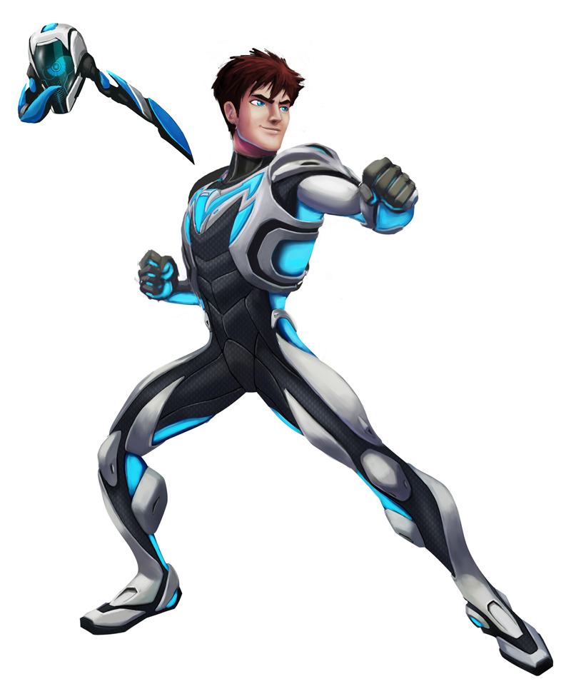 It's just a photo of Légend Max Steel Pictures