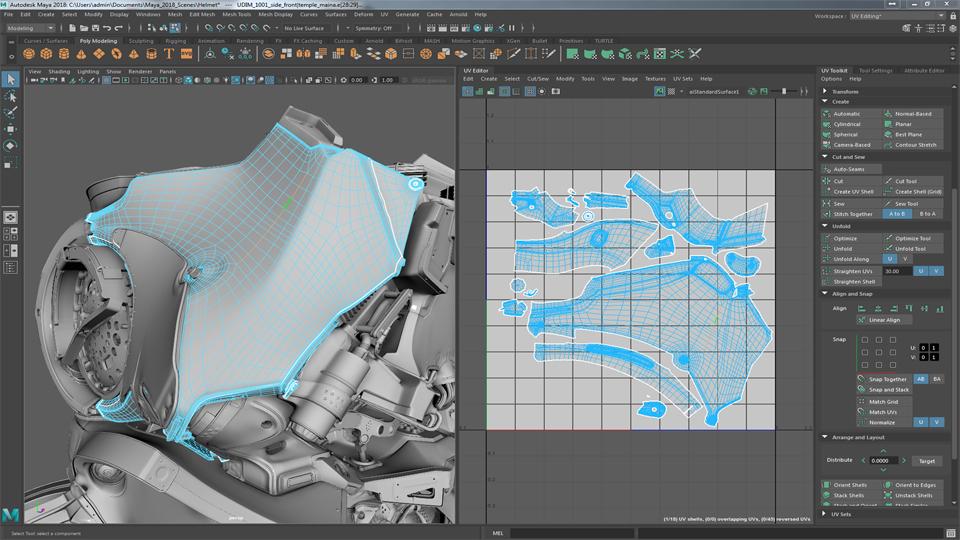 Learn autodesk maya online