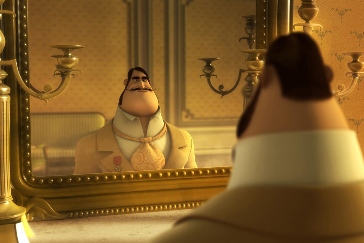 Вий 3D на Filmz.ru Спецпроект: Вий 3D Монстр в Париже Фотогалерея кадры из...