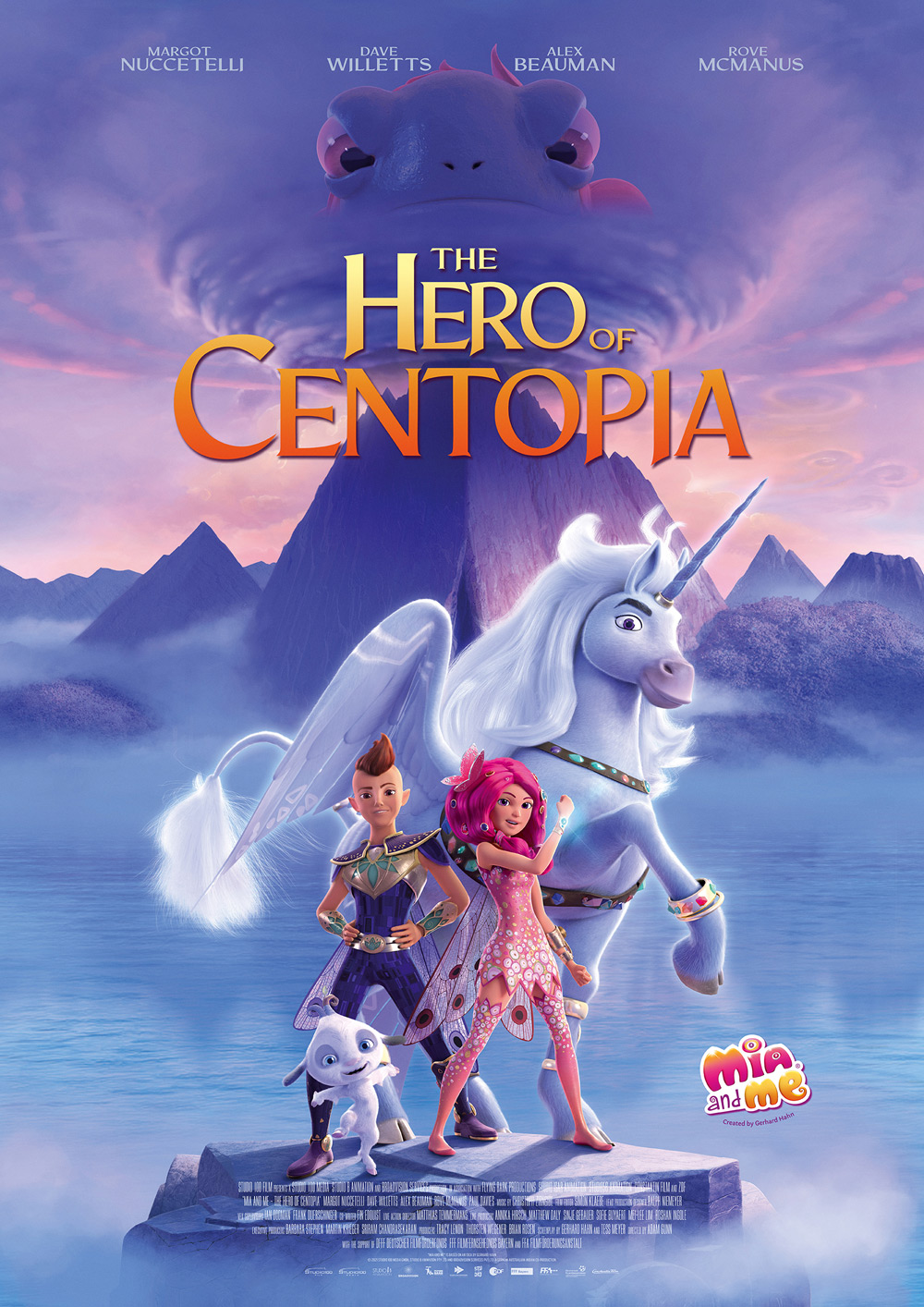 Mia and Me: The Hero of Centopia