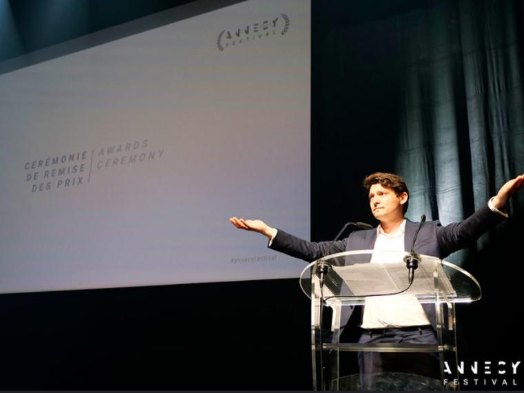Annecy CEO Mickaël Marin