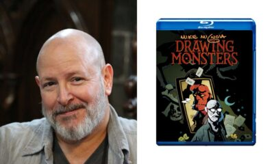 Mike Mignola and Drawing Monsters