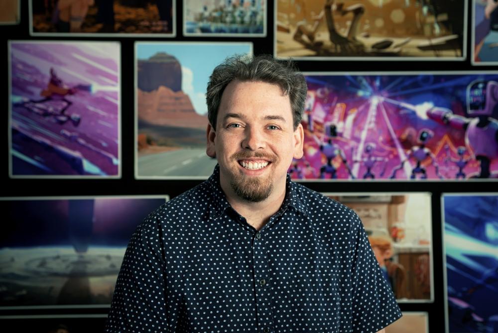 Writer-director Mike Rianda