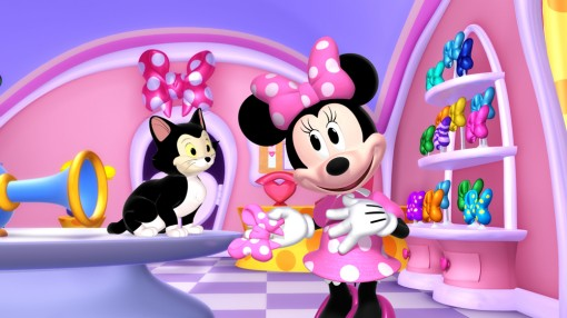 Minnie Bow-Toons