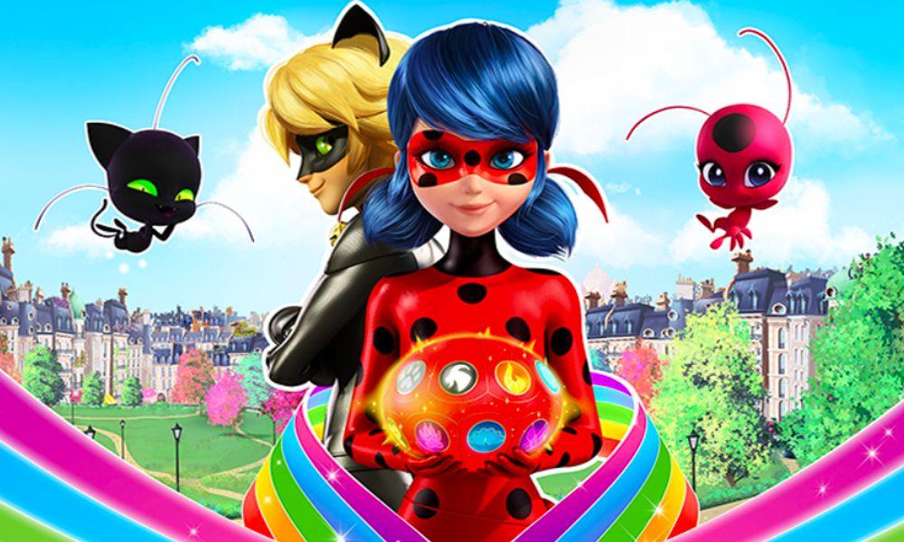 Miraculous — Tales of Ladybug & Cat Noir