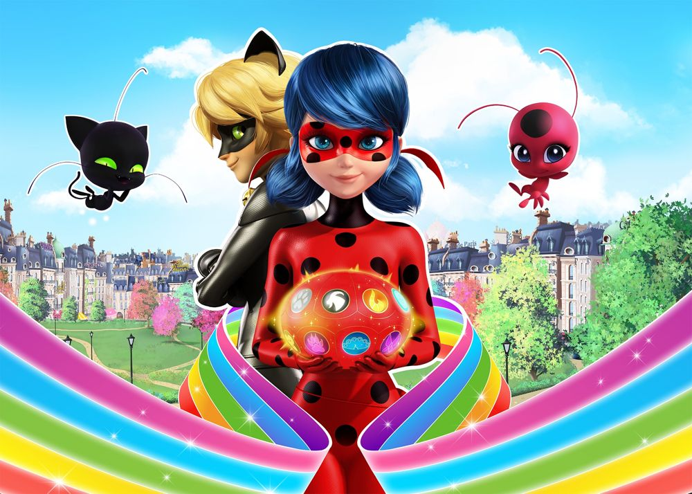 Miraculous: Tales of Ladybug & Cat Noir (ZAG Ent.)