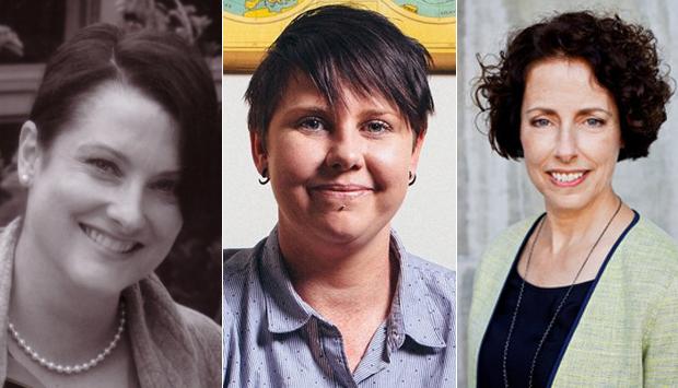Molly Mason-Boulé / Sharon Taylor / Michelle Grady