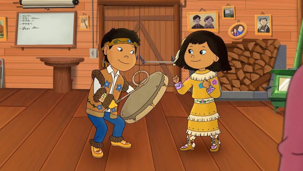 WGBH's Molly of Denali is a groundbreaking series for Indigenous representation.