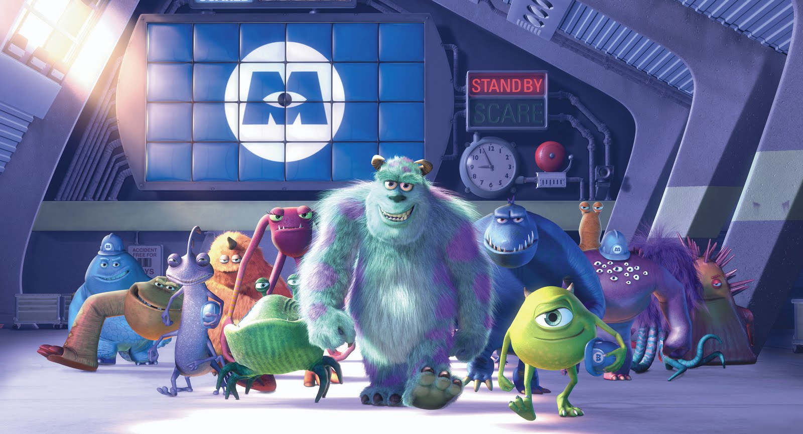 Monsters, Inc. 3D' Moves to December 2012