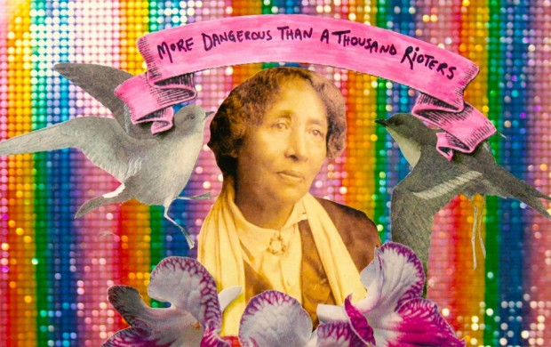 More Dangerous Than a Thousand Rioters: The Revolutionary Life of Lucy Parsons