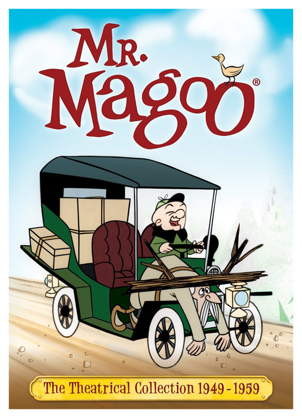Mr. Magoo: The Theatrical Collection
