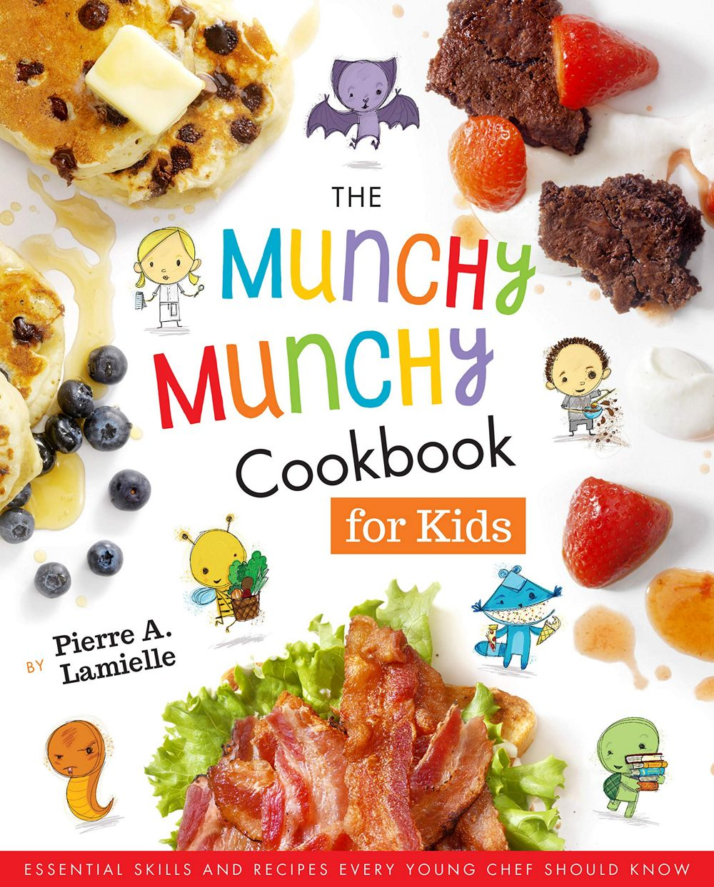 The Munchy Munchy Cookbook