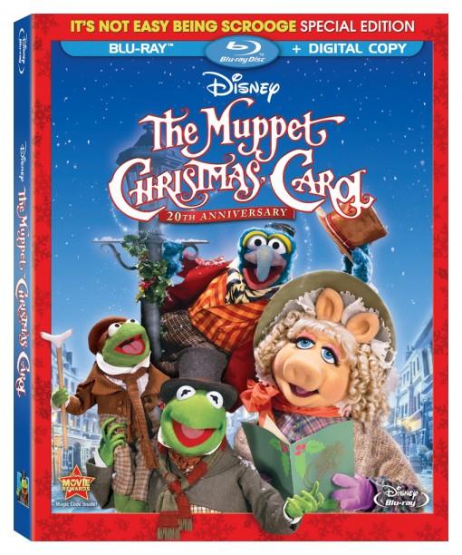 A Muppet Christmas Carol Blu-ray
