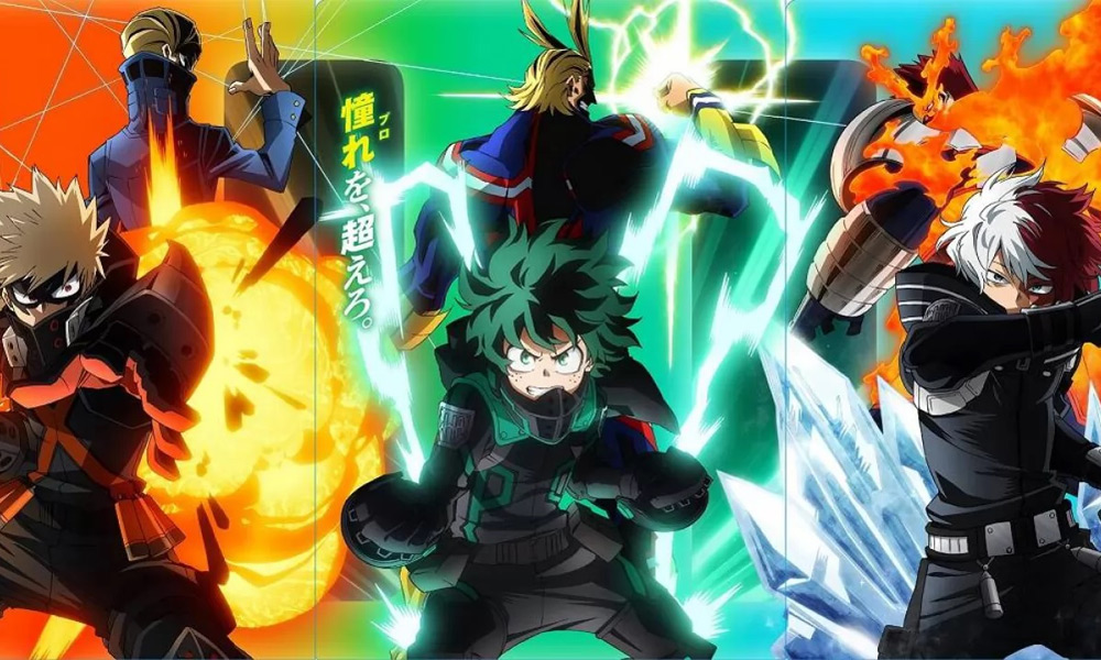 Watch New Trailer Released For My Hero Academia World Heroes Animation Magazine