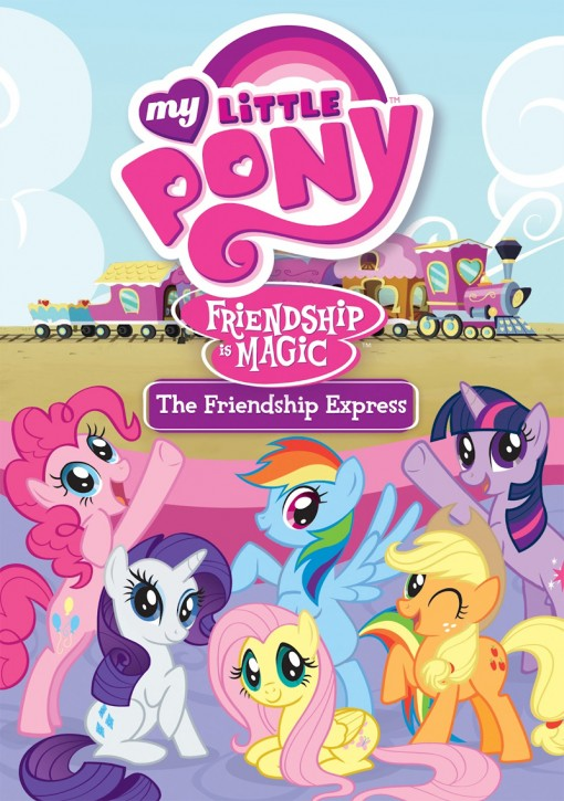 My Little Pony Friendship Is Magic: Friendship Express