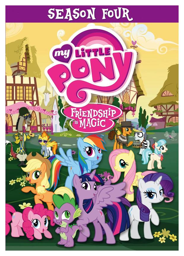 my little pony friendship is magic season four