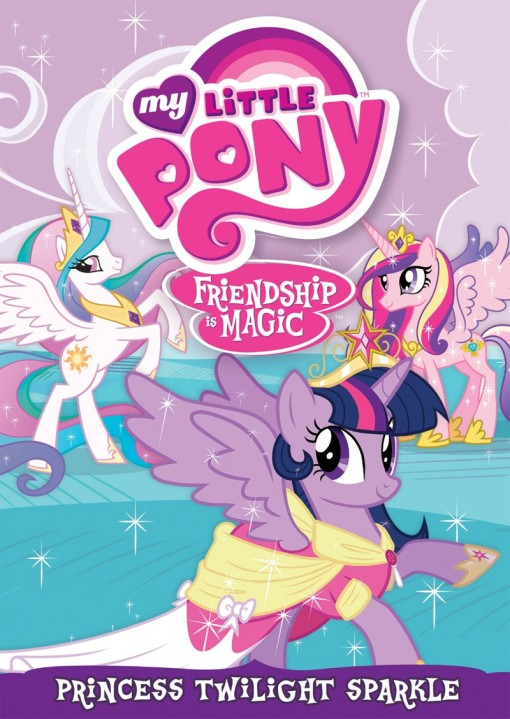 My Little Pony, Friendship is Magic: Princess Twilight Sparkle