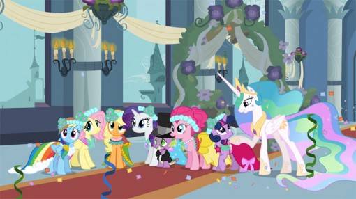 My Little Pony - Friendship Is Magic: Royal Pony Wedding