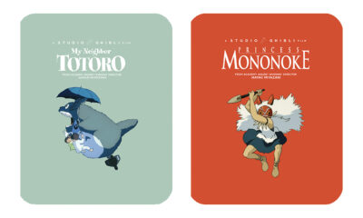 My Neighbor Totoro / Princess Mononoke