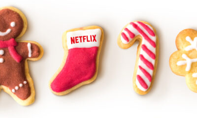 Netflix Here for the Holidays